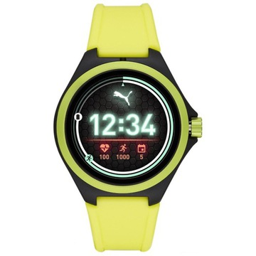 Damski / unisex smartwatch PUMA PT9100 Wear AMOLED
