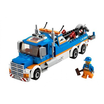 LEGO CITY 60056 Holownik * Tow Truck * 100%