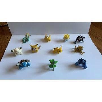 Figurki Pokemon Tomy Zestaw
