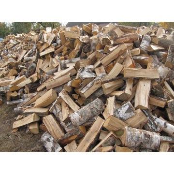Drewno kominkowe,opałowe.