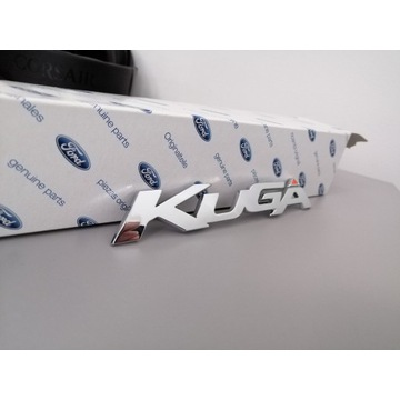 FORD KUGA ESCAPE MK2 znaczek emblemat tylna klapa