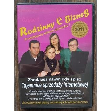 Kurs Rodzinny E-biznes na CD. Tajemnice sprzedaży