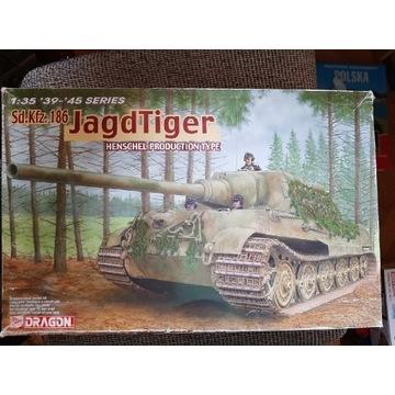 Jagdtiger Dragon 6285 fabryczny