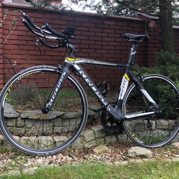 Rower Triathlonowy Kross Vento TR. 3.0 M   Carbon