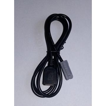 TOYOTA Camry 2012 złącze audio 01 - gniazdo USB