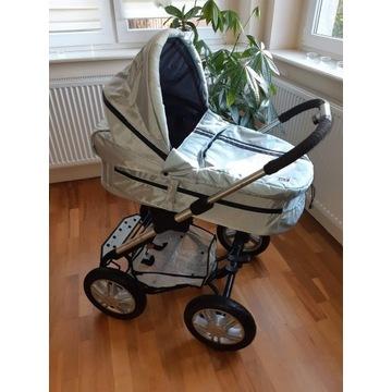 Wózek gondola + fotelik samochodowy Mutsy