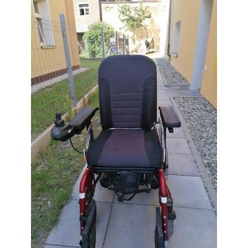Wózek o napędzie elektrycznym Rapido
