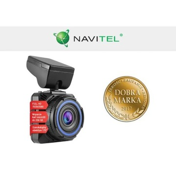 Rejestrator jazdy kamera NAVITEL R600 OKAZJA!