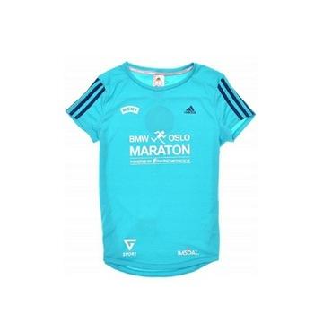 T-shirt Adidas BMW maraton rozm. 36 S