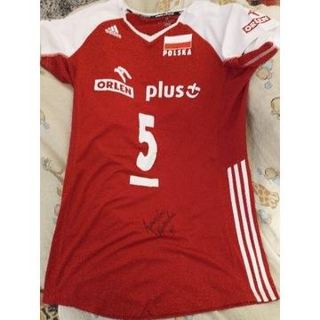 Koszulka reprezentacji Polski Kobiet w siatkówce
