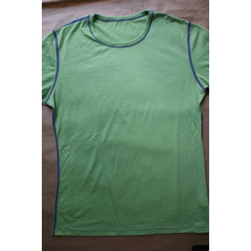 T shirt termoaktywny, wełna merion, Janus, L