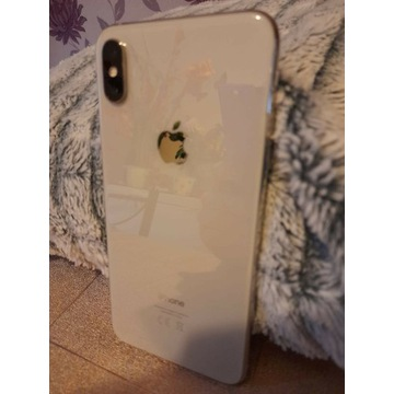Apple iPhone XS Max - 64GB - Silver