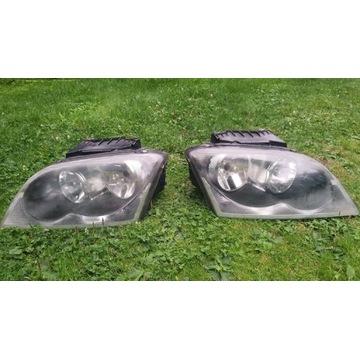 KOMPLET lampy przednie Chrysler Pacifica 2004-2006