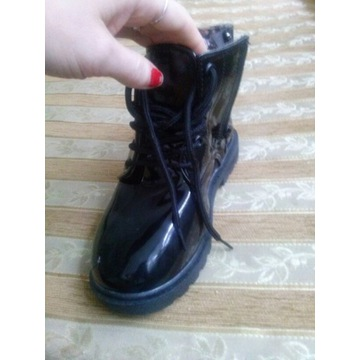Buty ocieplane nowe