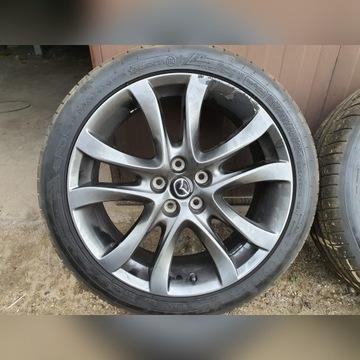 Mazda 6 kompletne koło letnie 225/45/19