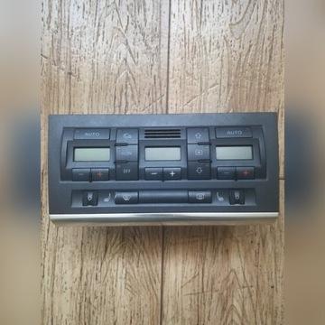 Klimatronik 1din Audi A4 B6