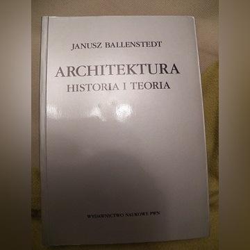 Ballenstedt Architektura. Historia i teoria