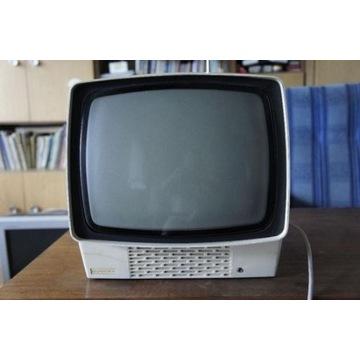 Turystyczny czarno-biały telewizor Neptun 150-II-8