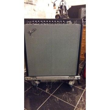 Fender Super Amplifer USA z kejsem 60watt 4x12