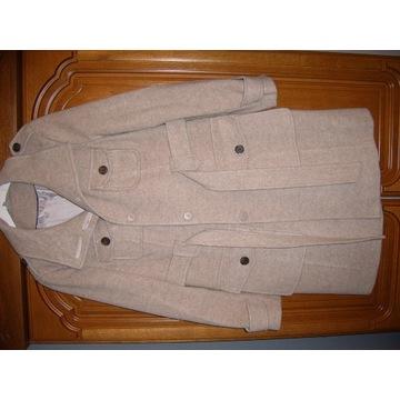 Płaszcz zimowy nowy bez metki rozmUK-16, XL