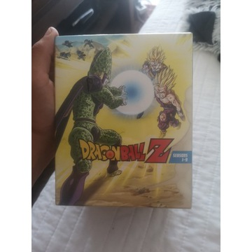 Dragon ball z complete season 1-9 blu ray