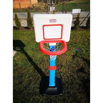 Kosz Little Tikes koszykówka dla dzieci do ogrodu
