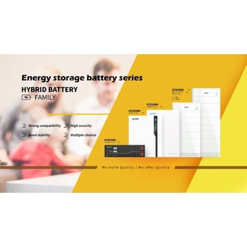 SOFAR AMASS GTX2000 Bateria 2.4 kWh (Litowo-jonowe