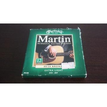 MARTIN STRUNY DO GITARY