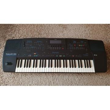 Roland E96 + twardy futerał