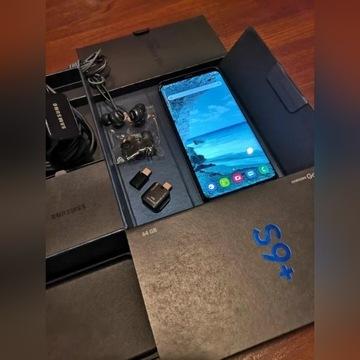Samsung S9+ plus Dual Sim Coral Blue