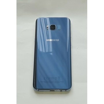 Telefon Samsung Galaxy S8+ ; niebieski (Coral Blue