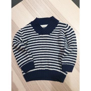 sweter chłopięcy H&m hm H M r 80