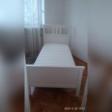 łożko drewniane IKEA