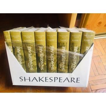 Shakespeare Dziela wszystkie