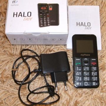 Telefon myPhone Halo Easy plus karta pamięci 2 GB