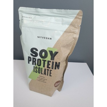 Soy Protein Isolate 500g od Myprotein chocolate