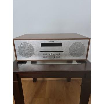 Radio Cyfrowe Auna Silver Star CD MP3 Bluetooth