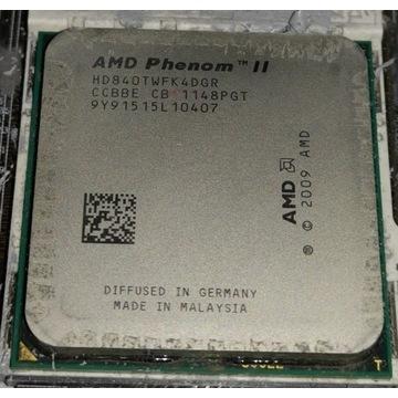 Phenom II x6 1405T 6x2.9Ghz L3 6 MB select 4Ghz
