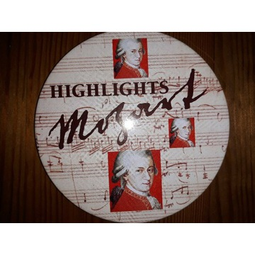 Mozart - Highlights CD