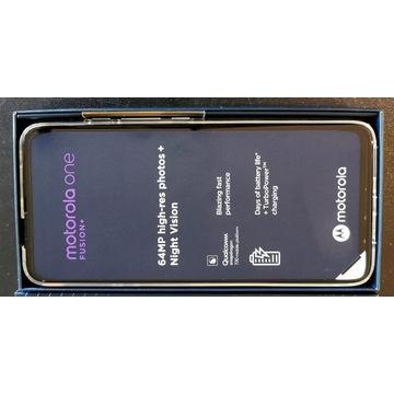 Nowa Motorola One Fusion+ dual 6GB/128GB XT2067-1