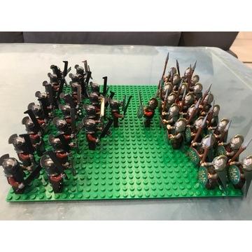 Figurki z Władcy Pierścieni 42 sztuki