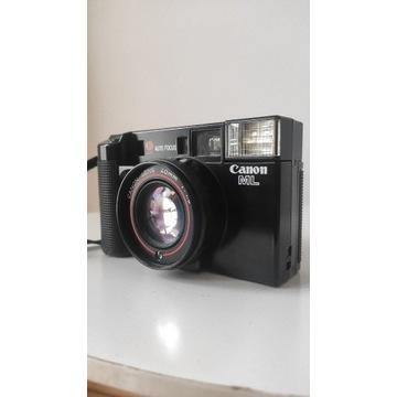 Aparat analogowy Canon AF35ML 1.9 jasny obiektyw