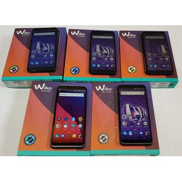 Smartfony Wiko View, 3 GB RAM,16 GB, komplet 5szt
