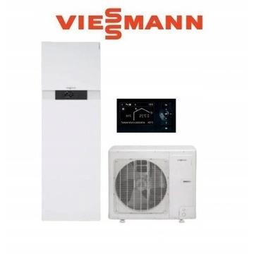 Pompa ciepła z montażem Viessmann vitocal 7.7 kW