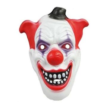 MASKA CLOWNA klaun