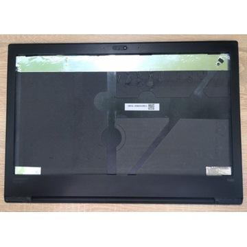 ThinkPad T480 Klapa + ramka ekranu 01AX954 01YR490