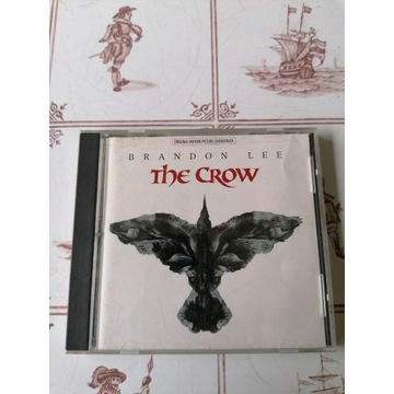 The Crow ost 1994r