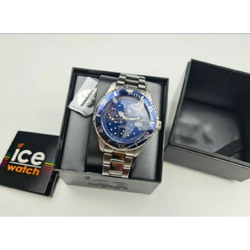 NOWY zegarek ice watch ice steel blue cosmos