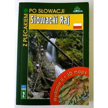 Słowacki Raj - Z plecakiem po Słowacji przewodnik