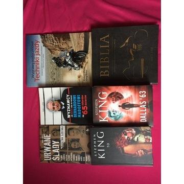 Kolekcja dobrych książek - 2 całkiem nowe